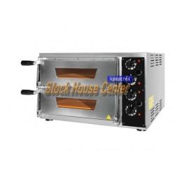 Φούρνος Πίτσας Ηλεκτρικός Διπλός F11