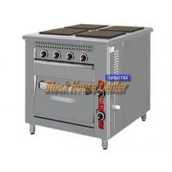 Κουζίνα ηλεκτρική F80E4