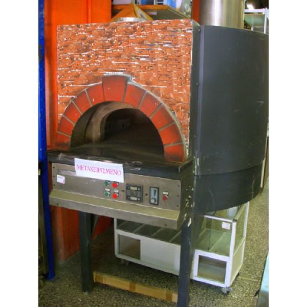 Φούρνος πίτσας αερίου