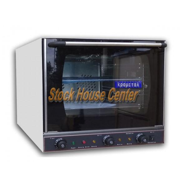Φούρνος ηλεκτρικός Chef-40G