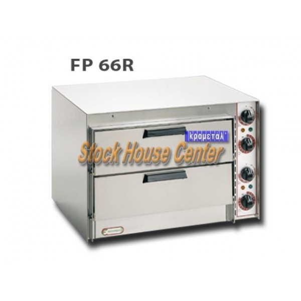 Φούρνος πίτσας FP-66R
