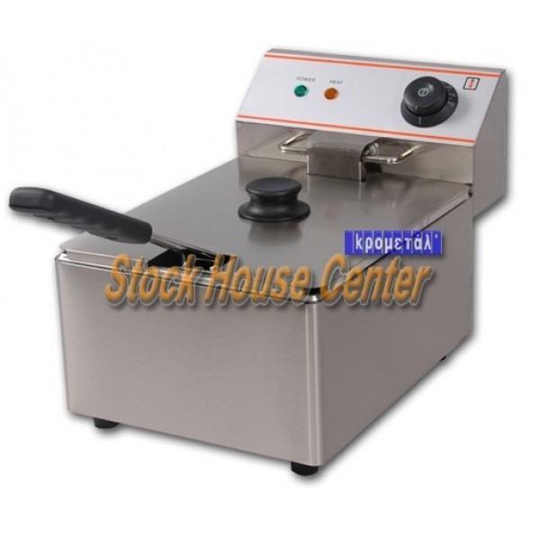Φριτέζα ηλεκτρική Chef-4