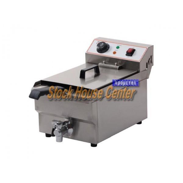 Φριτέζα ηλεκτρική Chef-10380