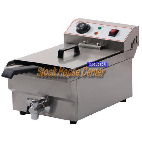Φριτέζα ηλεκτρική Chef-12380