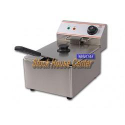 Φριτέζα ηλεκτρική Chef-8