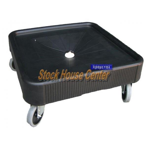 Καρότσι μεταφοράς καλαθιών πλυντηρίου BTA-01