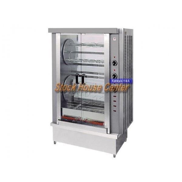 Κοτοπουλιέρα ηλεκτρική ΗΚ2Τ