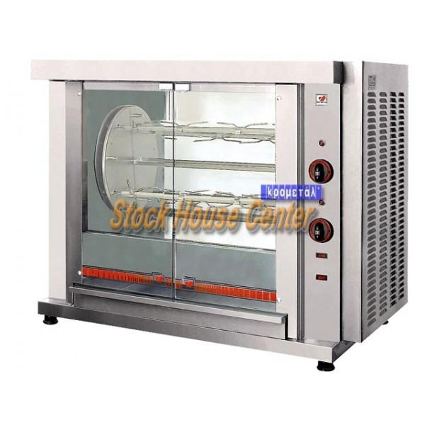 Κοτοπουλιέρα ηλεκτρική HK4