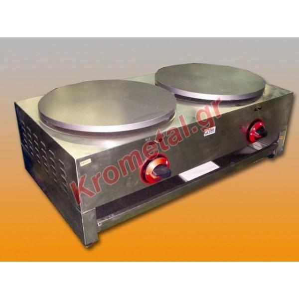 Κρεπιέρα αερίου Chef-240
