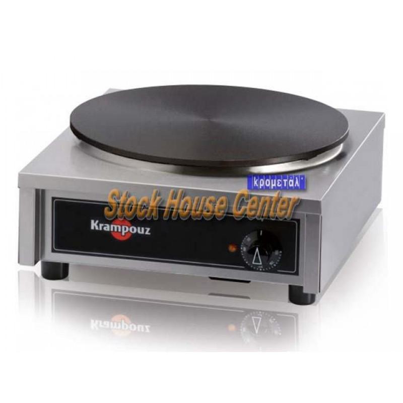 electric crepe maker krampouz cecil3. Black Bedroom Furniture Sets. Home Design Ideas