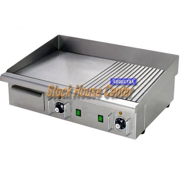 Πλατό ηλεκτρικό Chef-738-2E