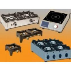 Εστίες Ηλεκρικές, Υγραερίου & Επαγωγικές