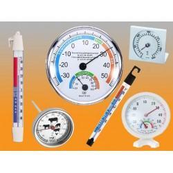 Θερμόμετρα-Timers