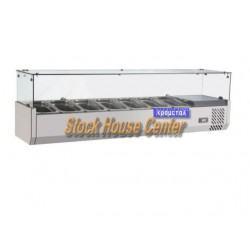 Ψυγείο σαλάτας 150cm (1/4Gn)