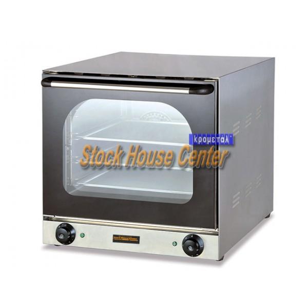 Φούρνος ηλεκτρικός κυκλοθερμικός FIORE 40