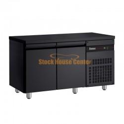 Ψυγείο πάγκος PNRB99 μαύρο χρώμα