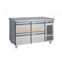Ψυγείο πάγκος 124x70x85 Bambas PG124S