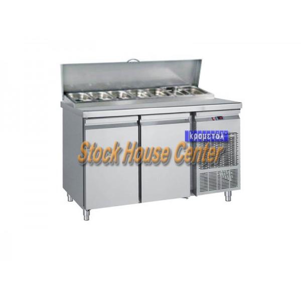 Ψυγείο πίτσας-σαλατών  PIMG139