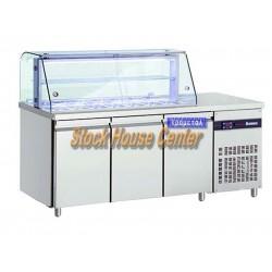 Ψυγείο σαλατών ΙΝΟΜΑΚ ZQV999