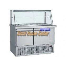 Ψυγείο Σαλατών με Βιτρίνα SM-110