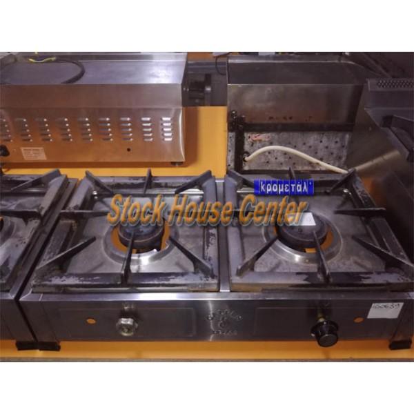 Μεταχειρισμένο κουζινάκι αερίου